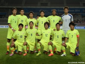 U21アジアカップ
